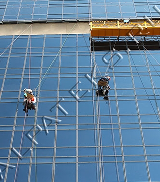 Мероприятия безопасности при высотных работах