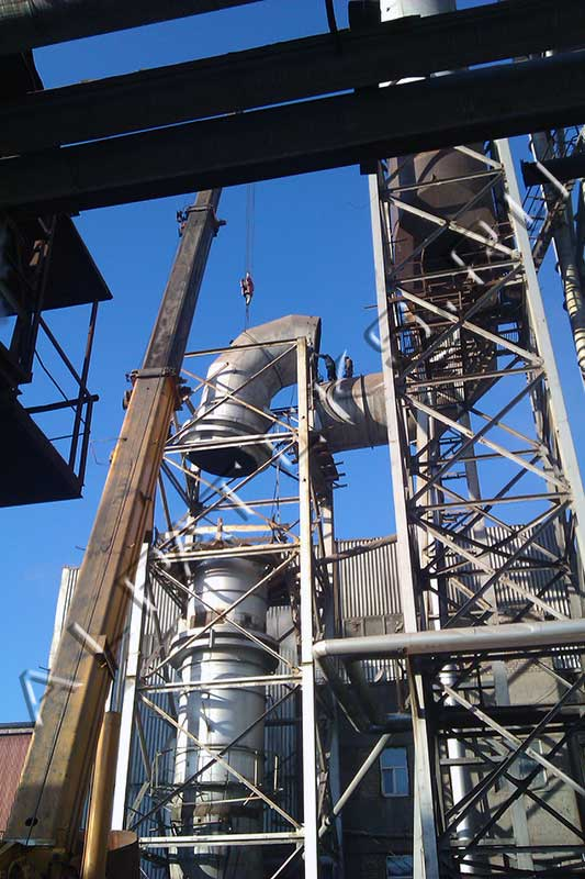 Тендер демонтаж металлоконструкций оборудования